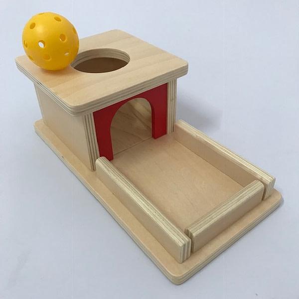 Object Permanence Box & Tray