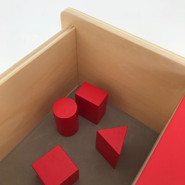 Imbucare Box with Lid - 4 Shapes