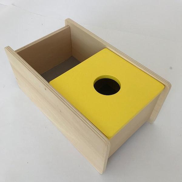 Imbucare Box with Lid - Plastic Ball
