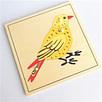The Animal Puzzle: Bird
