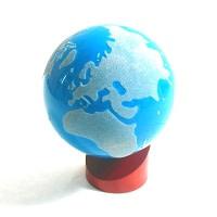 Globe of Land & Water - Childrens House Range