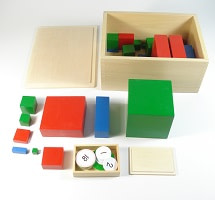 Multibase Material - Childrens House Range