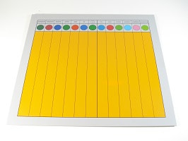 Decimal Fraction Board - Childrens House Range