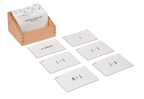 Fractions Activity Set: 1