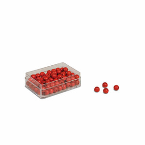 Nienhuis Red Beads