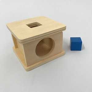 Imbucare Box and Cube