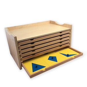 The Geometric Cabinet
