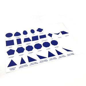 The Geometric Cabinet Control Chart