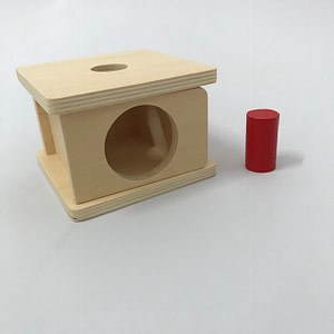 Imbucare Box with 1 Large Cylinder