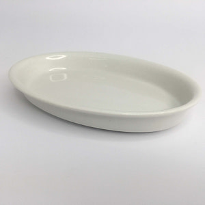 CHP8007 - Shallow Oval Bowl – 17cm x 11.5cm