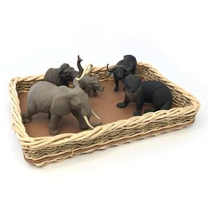 Rectangular Tray - Large Basket