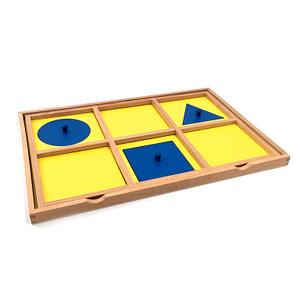 The Geometric Demonstration Tray