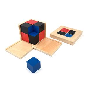 The Binomial Cube