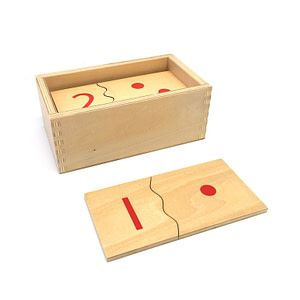 Number Puzzle – 1 to 10