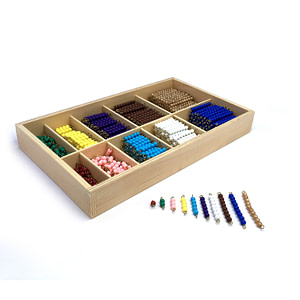 Decanomial Bead Bar Box