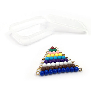 Coloured Bead Stair