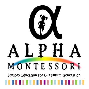 Alpha Motessori School Logo