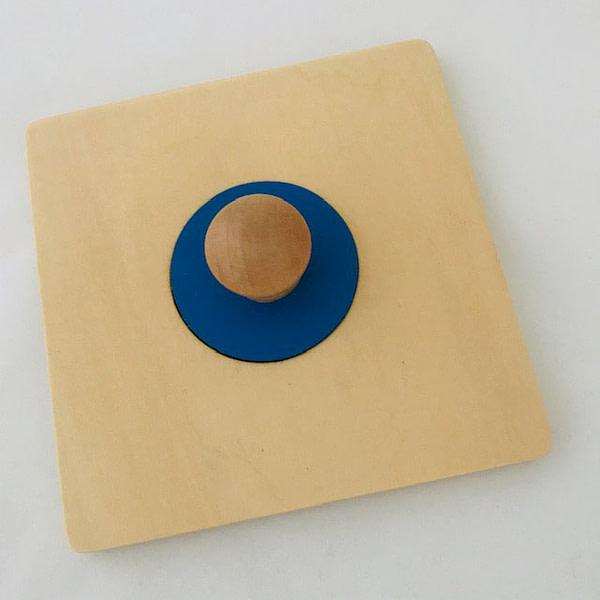 Single Shape Puzzle - Circle