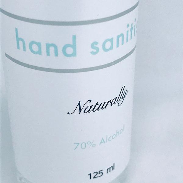 Liquid Spray Hand Sanitizer