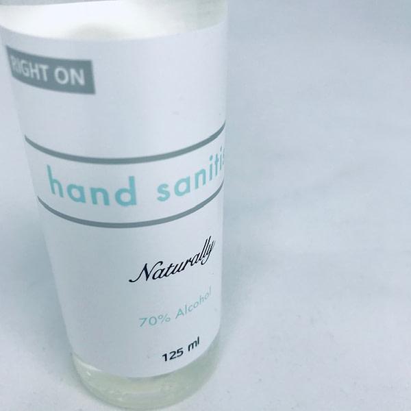 Gel Hand Sanitiser