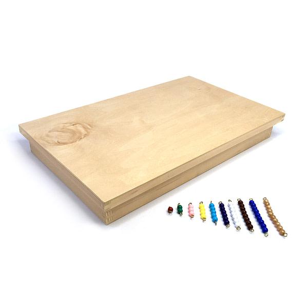 Decanomial Bead Bar Box